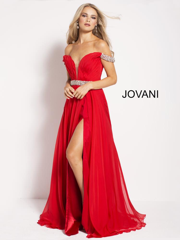 bb0462b29d36 Monica's Bridal Jovani 54935, Style 3017E1267 A-line Prom Dress ...